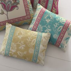Marinelli Floral Unfilled Boudoir Cushion - Multi