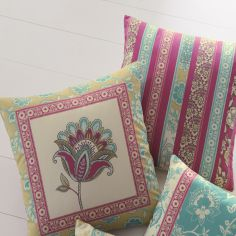 Marinelli Floral Cushion Cover - Multi
