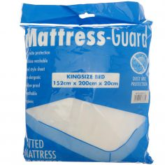 Fitted King Size Bed Mattress Protector