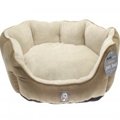 Canterbury Plain Pet Bed - Natural