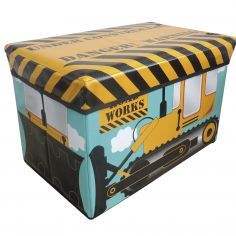 Kids Digger Novelty Storage Toy Chest