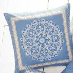 Shantar Cushion Cover - China Blue