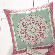 Shantar Cushion Cover - Pink