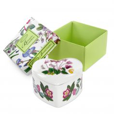 Botanic Garden Small Heart Trinket Box