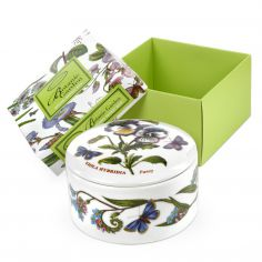 Botanic Garden Small Round Trinket Box
