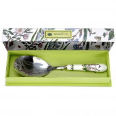 Botanic Garden Floral Serving Spoon