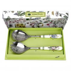Botanic Garden Pair of Salad Servers