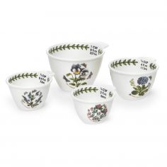 Botanic Garden Set of Four Measuring Cups