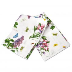 Pimpernel Botanic Garden Tea Towel