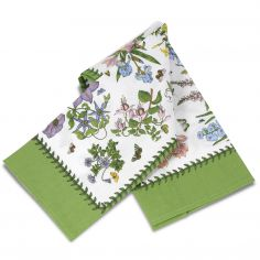 Pimpernel Botanic Garden Chintz Tea Towel