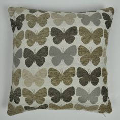 Graze Butterfly Cushion Cover - Natural