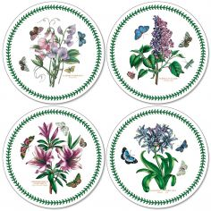 Pimpernel Botanic Garden Round Placemats Set of Four