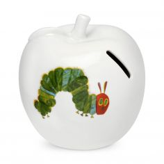 Very Hungry Caterpillar Apple Shaped Money Box