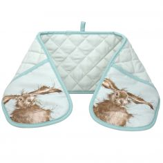 Wrendale Double Oven Glove - Hare