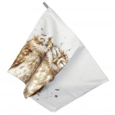 Wrendale Tea Towel - Owl
