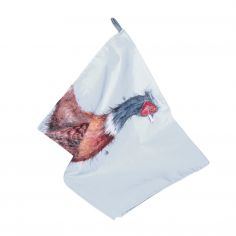 Wrendale Tea Towel - Pheasant