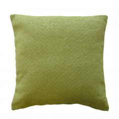Rex Chenille Cushion Cover - Green
