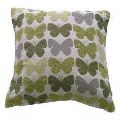 Graze Butterfly Cushion Cover -  Green
