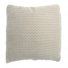 Chevron Stripe Two-Pack Cushion Covers - Natural