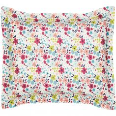 Joy Floral Oxford Pillowcase - Multi