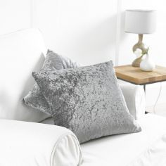 Bliss Two-Pack Cushion Covers - Grey