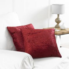 Bliss Two-Pack Cushion Covers - Red