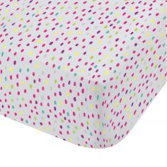 Catherine Lansfield Clouds Kids Fitted Sheet - Multi