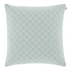Catherine Lansfield Eastern Cushion Cover - Mint Blue