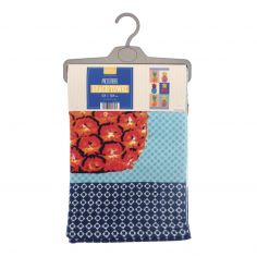 Bright & Colourful Microfibre Beach Towel - Pineapples