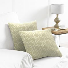 Bohemia Cushion Cover - Tan Natural