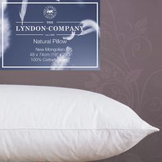 Hotel Quality Luxury Mongolian White Goose Down Pillow