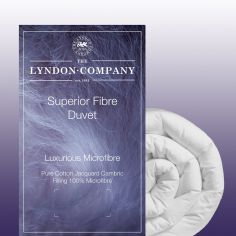 Superior Synthetic Duvet with Microfibre Fill - 13.5 TOG