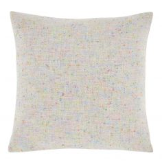 Catherine Lansfield Rainbow Cushion Cover - Mulburry Purple