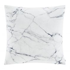 Catherine Lansfield Marble Cushion Cover - Grey