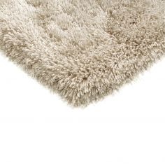 Cascade Table Tufted Plain Rug - Sand Natural