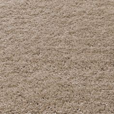 Drift Machine Woven Plain Rug - Putty Natural 02