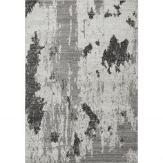 Nova Rug Machine Woven Plain Rug - Charcoal Grey 17
