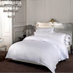 Dorchester 1000TC 100% Cotton Duvet Cover - White