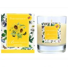 Botanic Garden Wax Filled Glass Boxed Candle - Sunflower