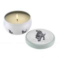 Wrendale Designs Wax Filled Boutique Tin - Labrador Walkies