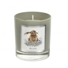 Wrendale Designs Hare Glass Candle - Chai & Lime Blossom (Hare)