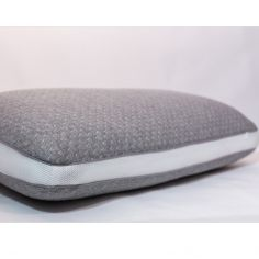 Reflex Sleepeasy Soft & Breathable Charcoal Covered Pillow
