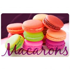 Macaroons Opaque Placemat - Multi