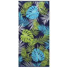 Bright and Colourful 100% Cotton Beach Towel - Palm Leaves
