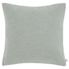 Catherine Lansfield Chenille Texture Cushion Cover -  Blue