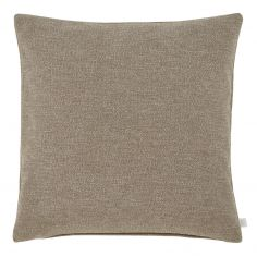 Catherine Lansfield Chenille Texture Cushion Cover - Natural