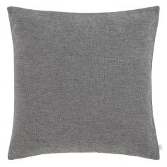 Catherine Lansfield Chenille Texture Cushion Cover - Grey