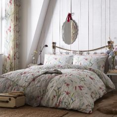 Celine Floral Duvet Cover Set - Multi