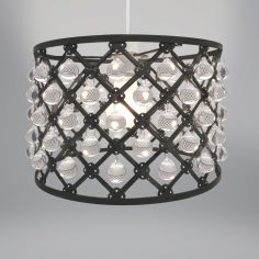 Bijou Light Fitting - Black