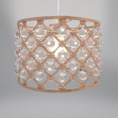 Bijou Light Fitting - Copper